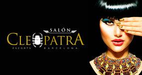 Salón Cleopatra, Agencia en Barcelona