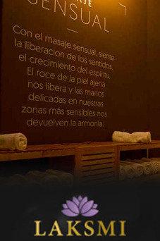 Laksmi Center Massage, Centro Massaggi a Barcellona
