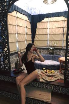 Anastasia, Escort a Madrid
