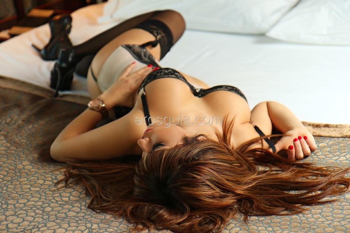 Una auténtica dama de compañía, perfecta para cualquier situación,...