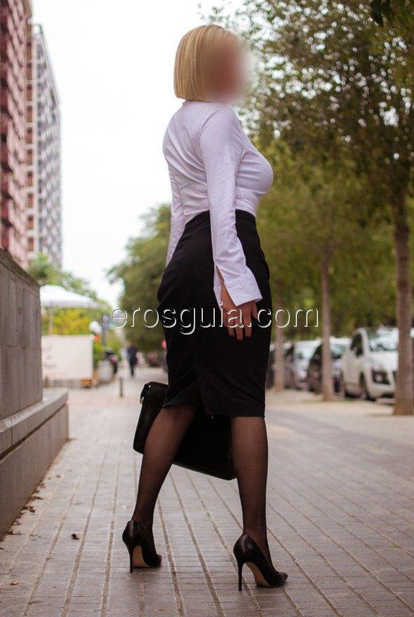 Ana Maria, Escort a Madrid - EROSGUIA