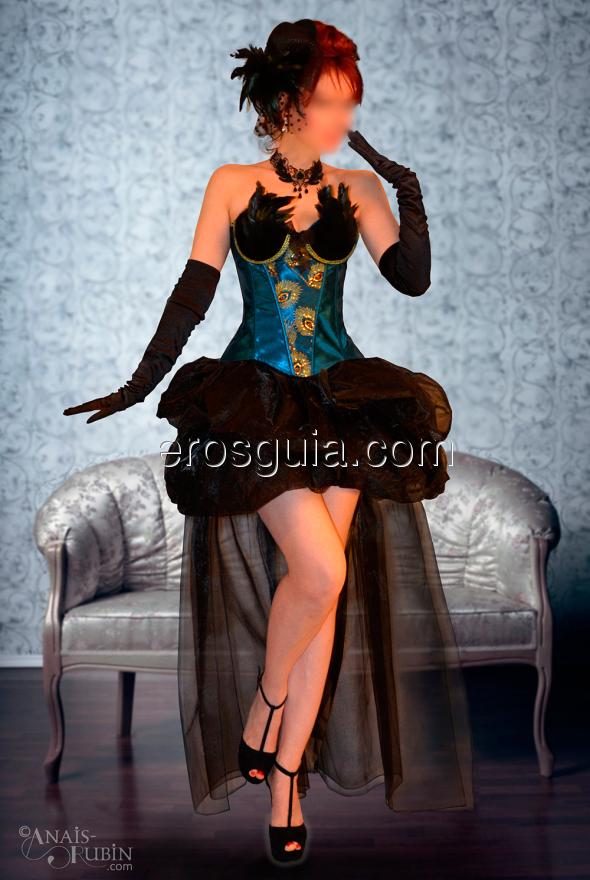 Anaïs Rubin, Escort in alt- - EROSGUIA