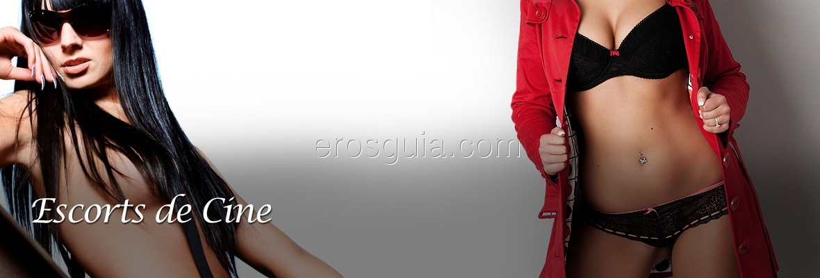Escorts de Cine, Escort in Madrid - EROSGUIA