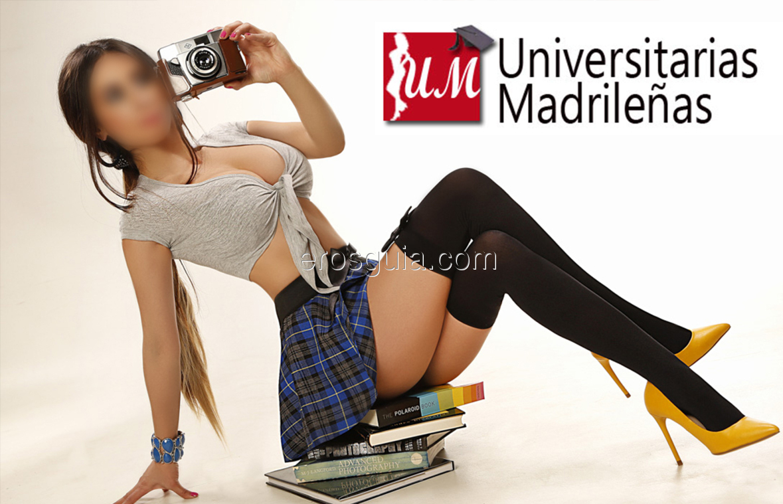 Universitarias Madrileñas, Escort en Madrid - EROSGUIA
