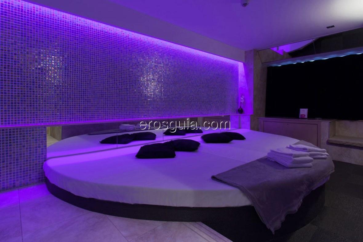 Instalaciones de lujo, ambientadas y diseñadas para el placer