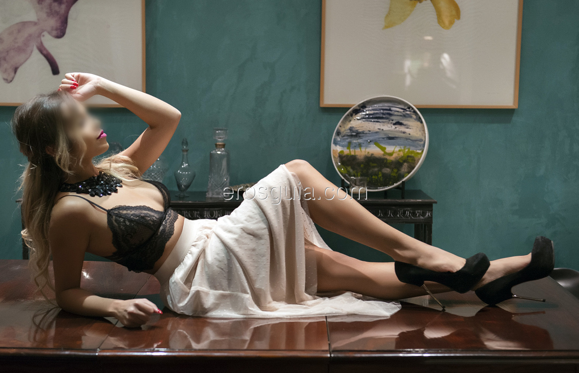 Noelia, Escort a Madrid - EROSGUIA