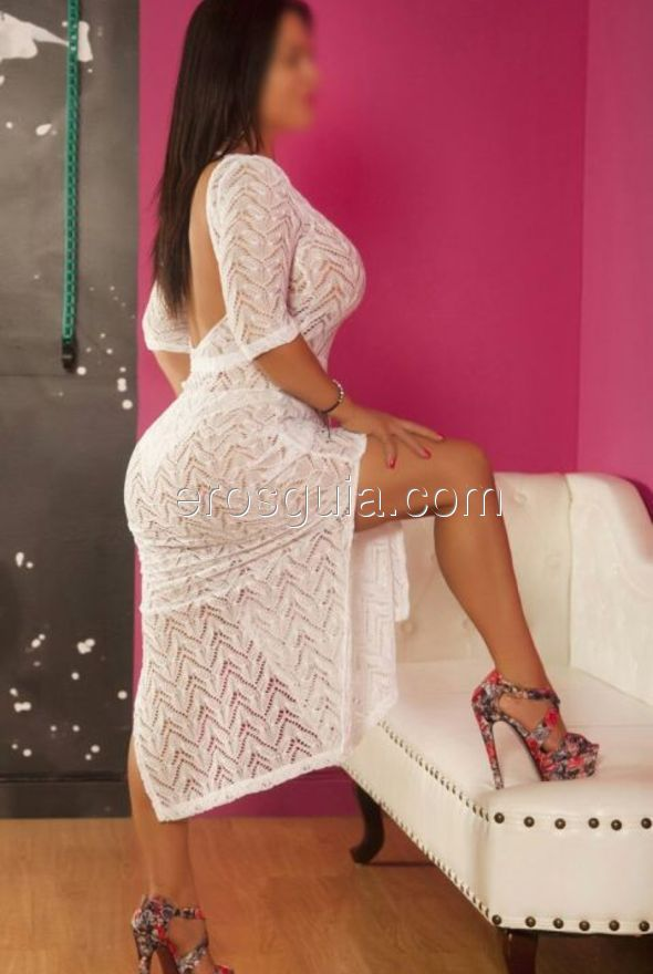 I invite you to move across my voluptuous body, with curves you'll want to...