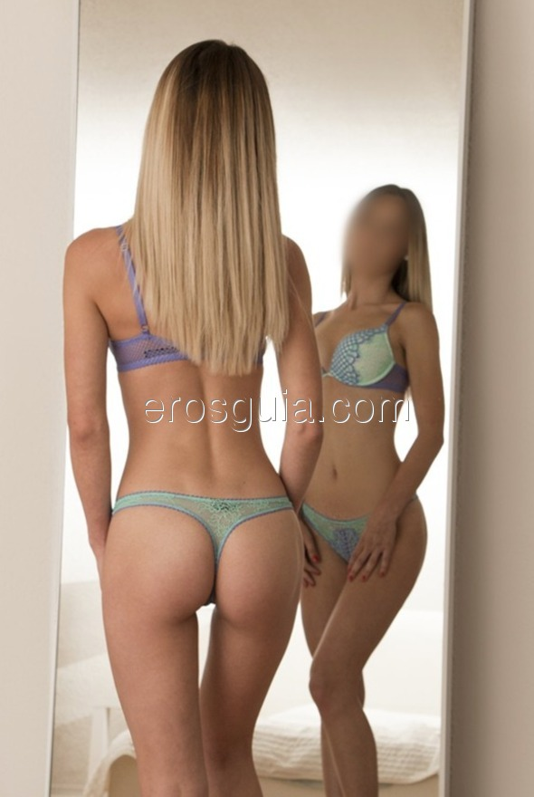 Eva, a real and charming teen escort who¡'ll make you live a unique and...