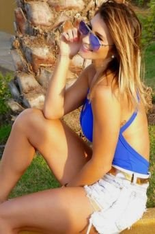 Amalia, Escort en Madrid