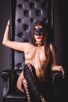 Carla , Escort a Madrid