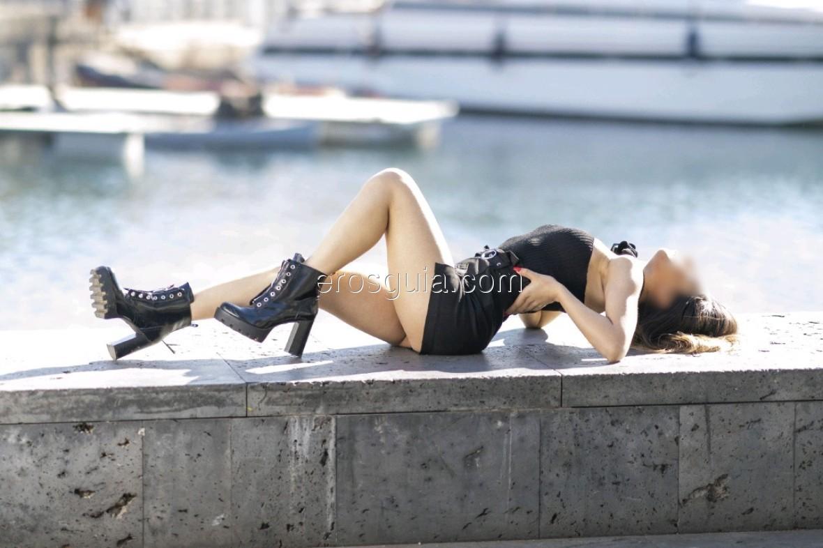 Nadine, Escort en Barcelona - EROSGUIA